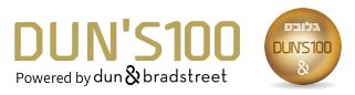 DUN'S 100 - דירוג החברות המובילות במשק הישראלי