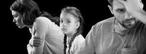 סרבנות גט וסרבנות קשר בין ילד להורה